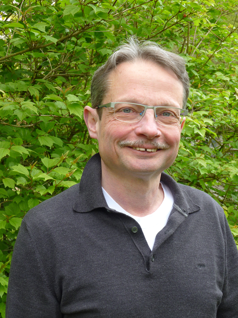 Thomas Braden, Gestalttherapeut aus Darmstadt